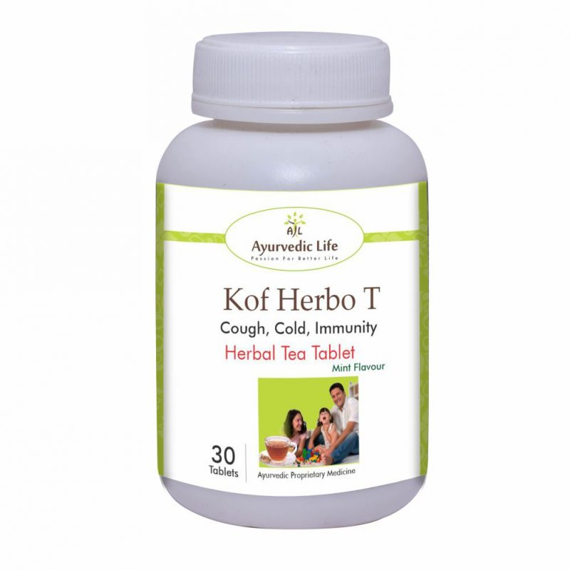 kof herbo Tea tablet 30 - ALF2346