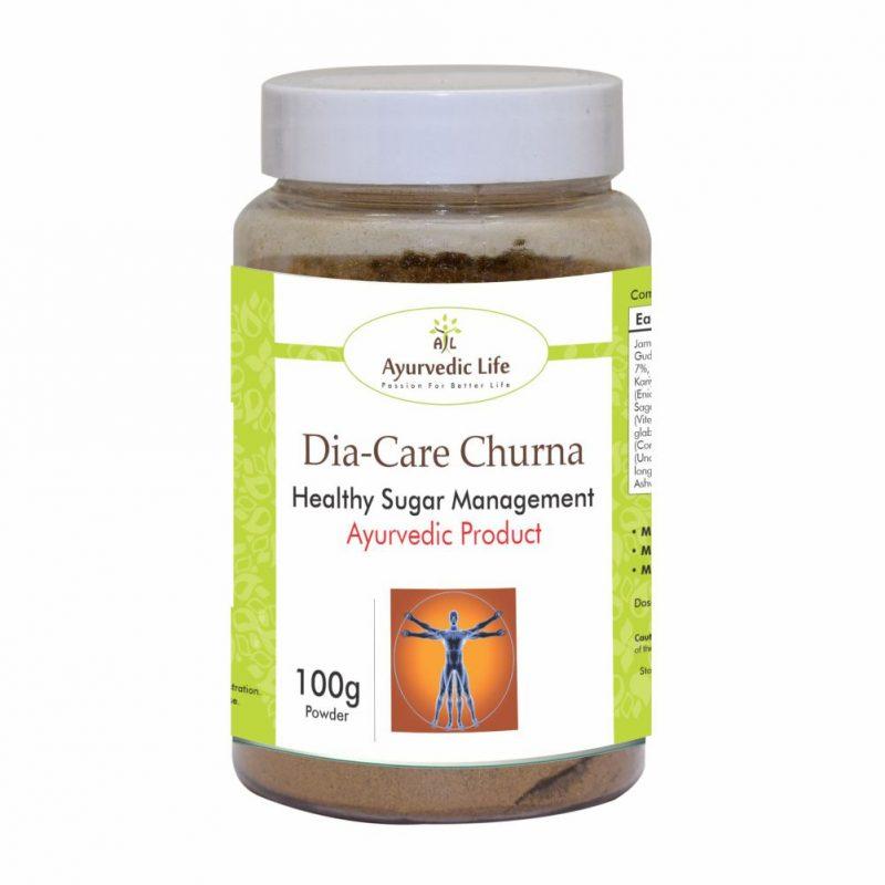 dia care churna powder 100 gm - ALF3138