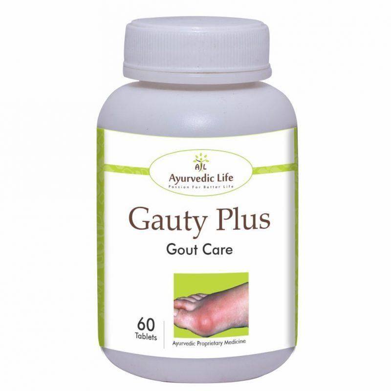 gauty plus 60 tablet - ALF3169