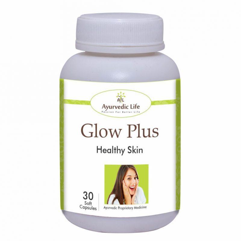 glow plus 30 capsules - ALF3176