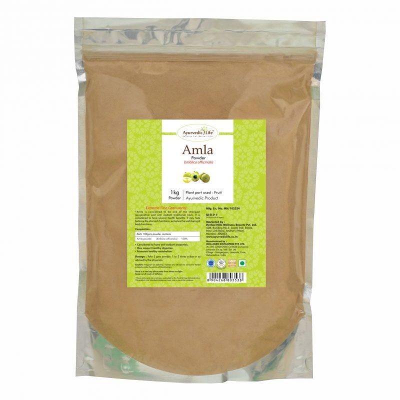 amla powder 1 kg - ALF3538