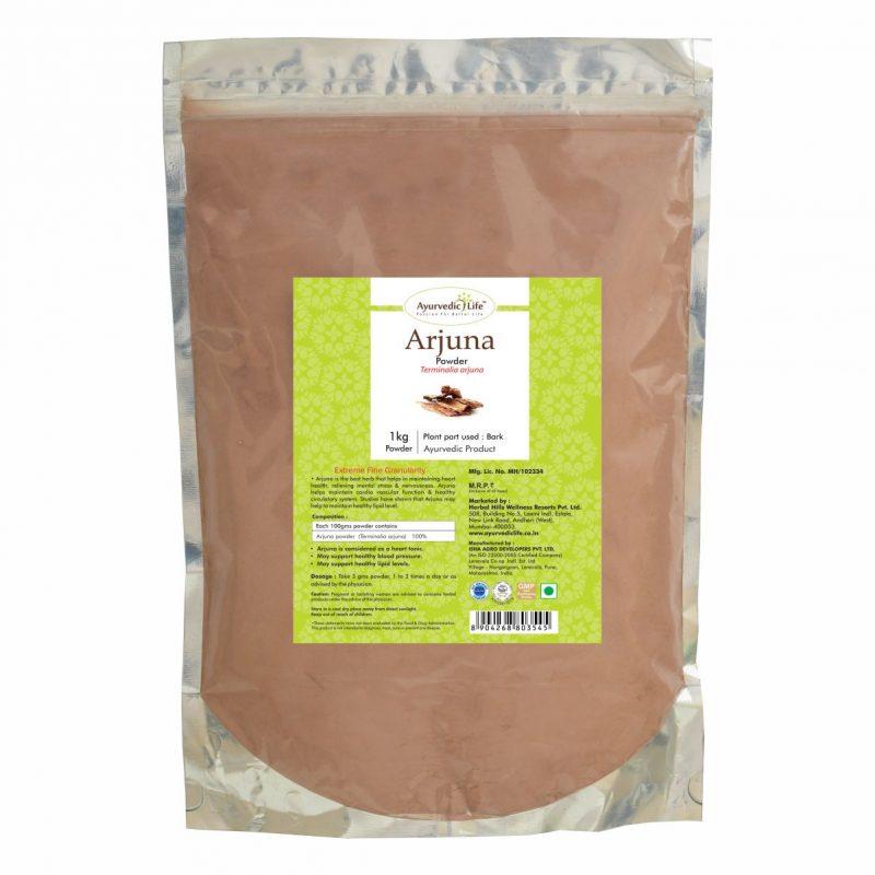 arjuna powder 1 kg - ALF3545