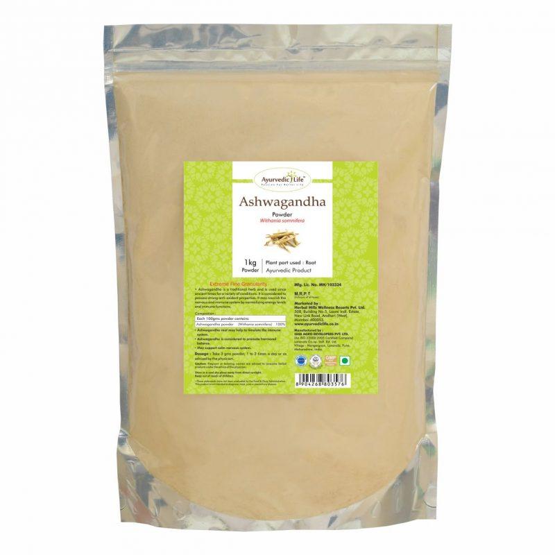 ashwagandha powder 1 kg - ALF3576