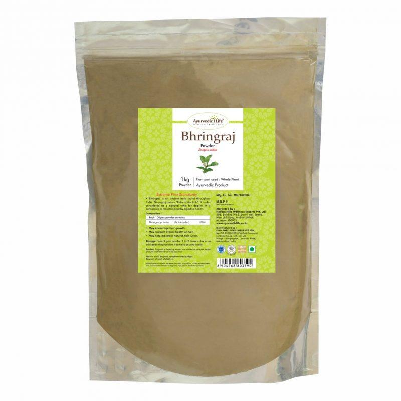 bhringraj powder 1 kg - ALF3590
