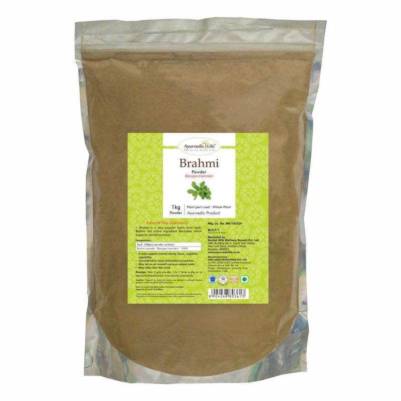 brahmi powder 1 kg - ALF3613
