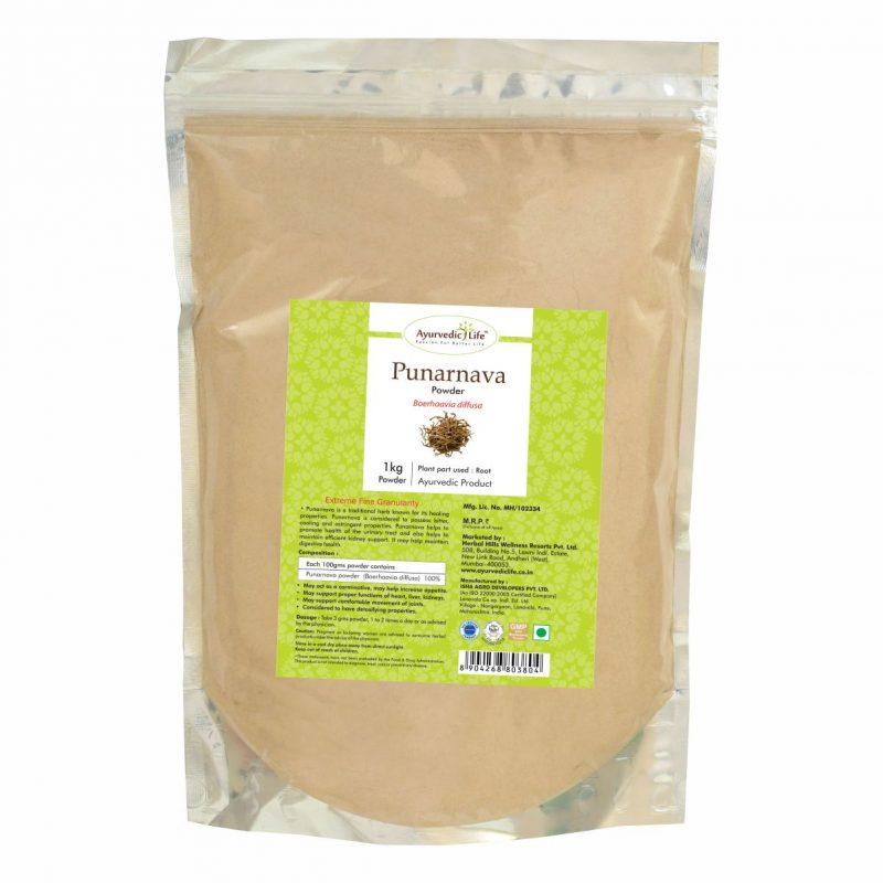 punarnava powder 1 kg - ALF3804