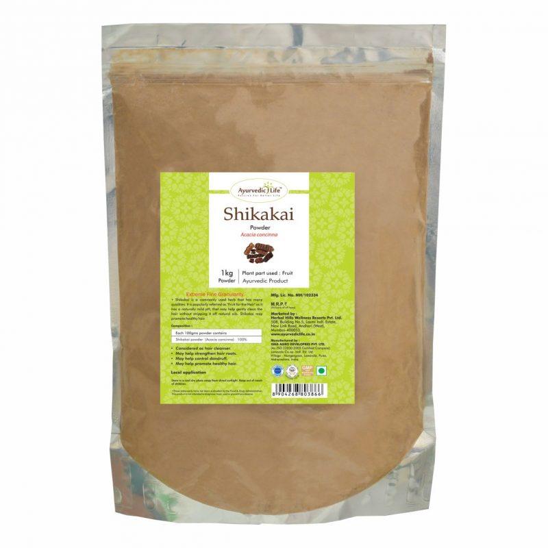 shikakai powder 1 kg - ALF3866