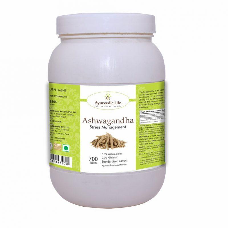 ashwagandha 700 tablet - ALF3978