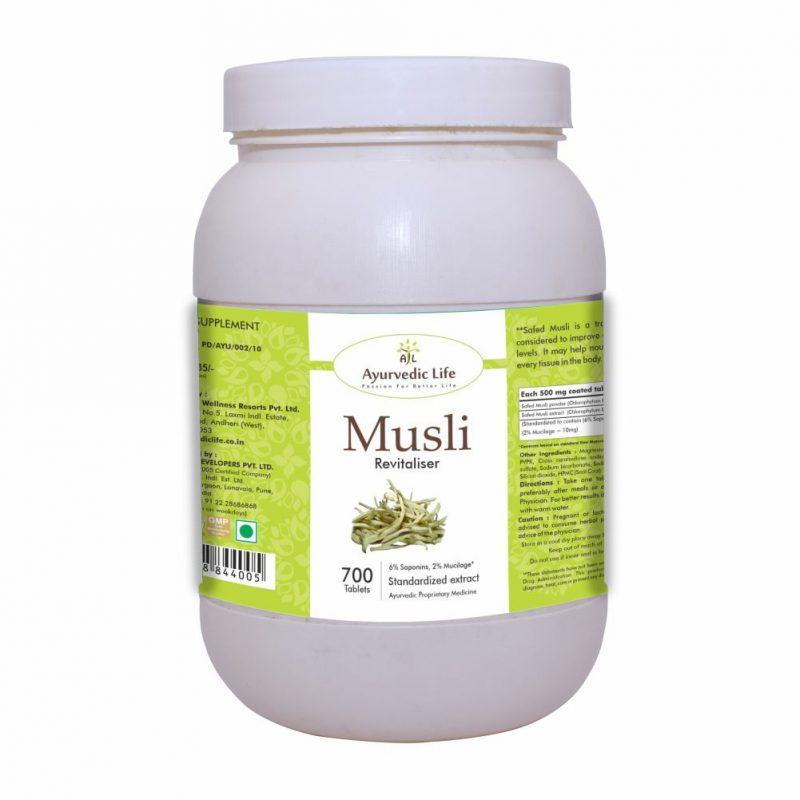 musli 700 tablet - ALF4005
