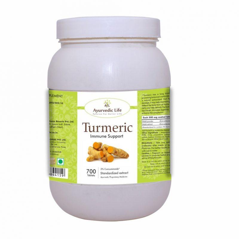 turmeric 700 tablet - ALF4159