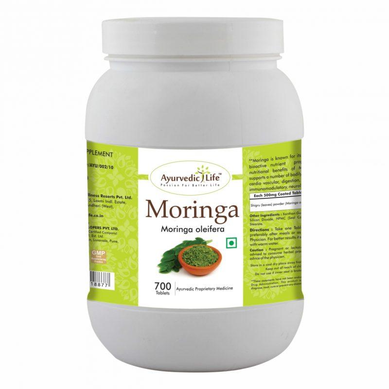moringa 700 tablet - ALF8877