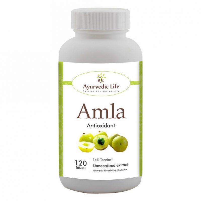 Amla 120 tablet - ALF9278