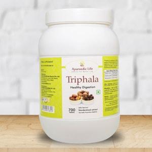 Triphala 700 tablet