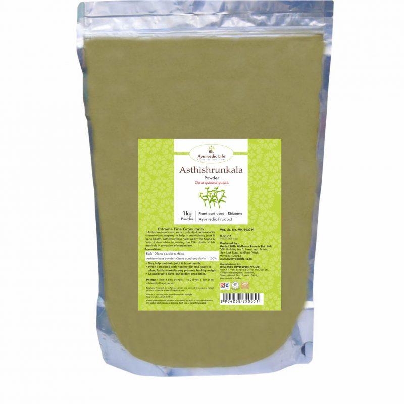 asthishrunkala powder 1 kg - ALF0051