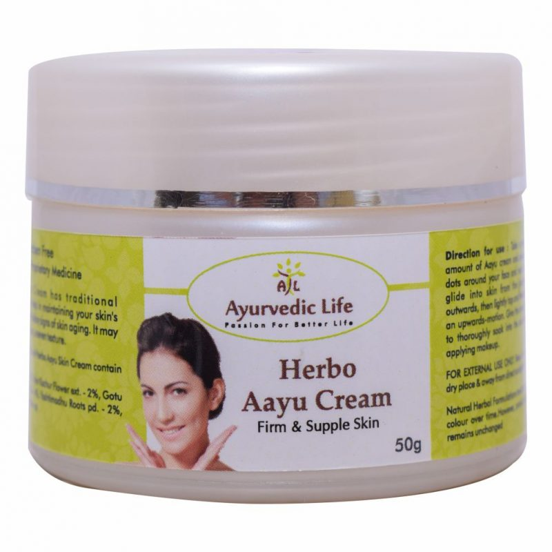 aayu cream 50 g - ALF3213