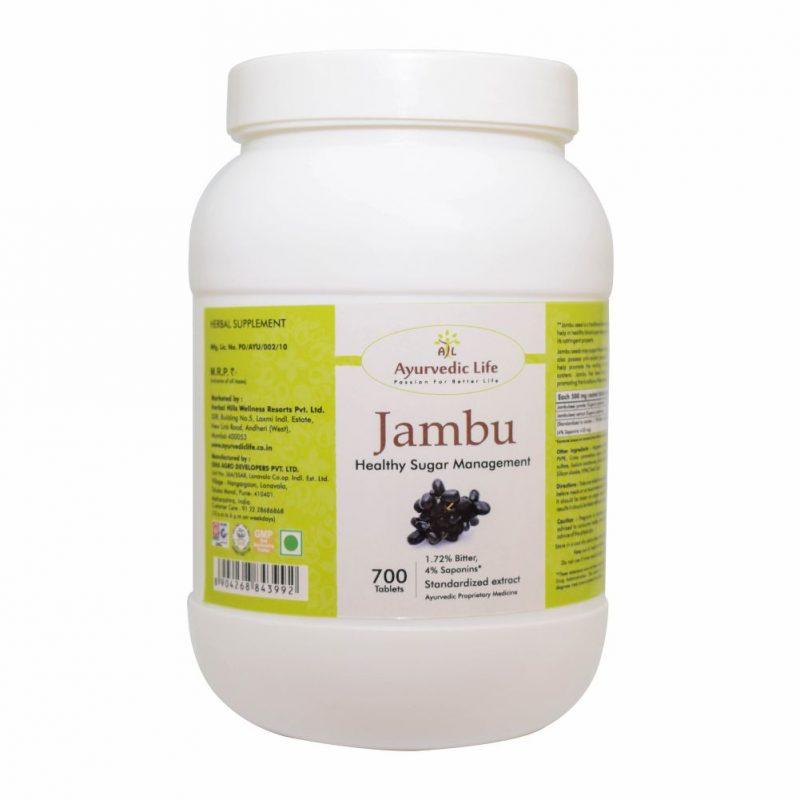 Jambu 700 tablet - ALF3992