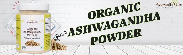 Ashwagandha powder