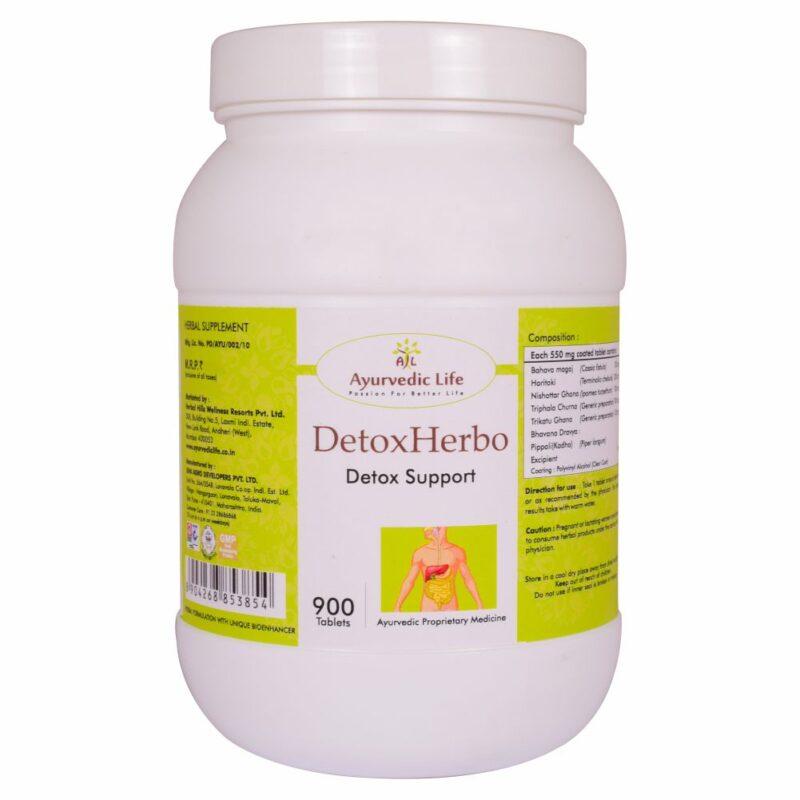 detox herbo 900 tablet - ALF3854