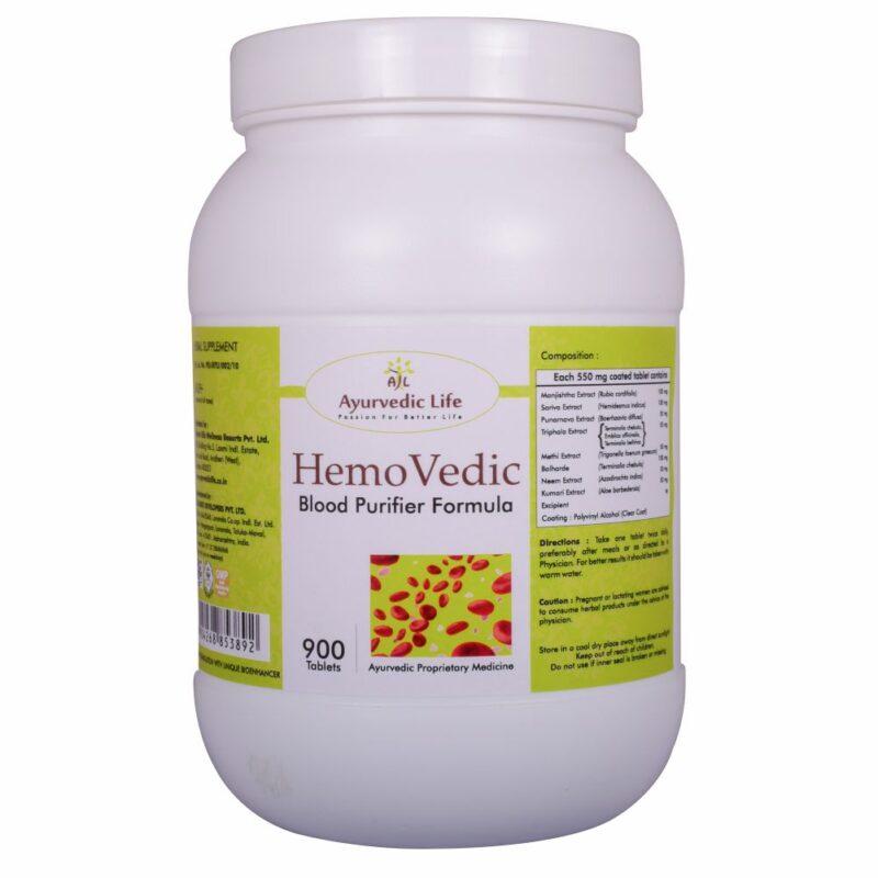 hemovedic 900 tablet - ALF3892