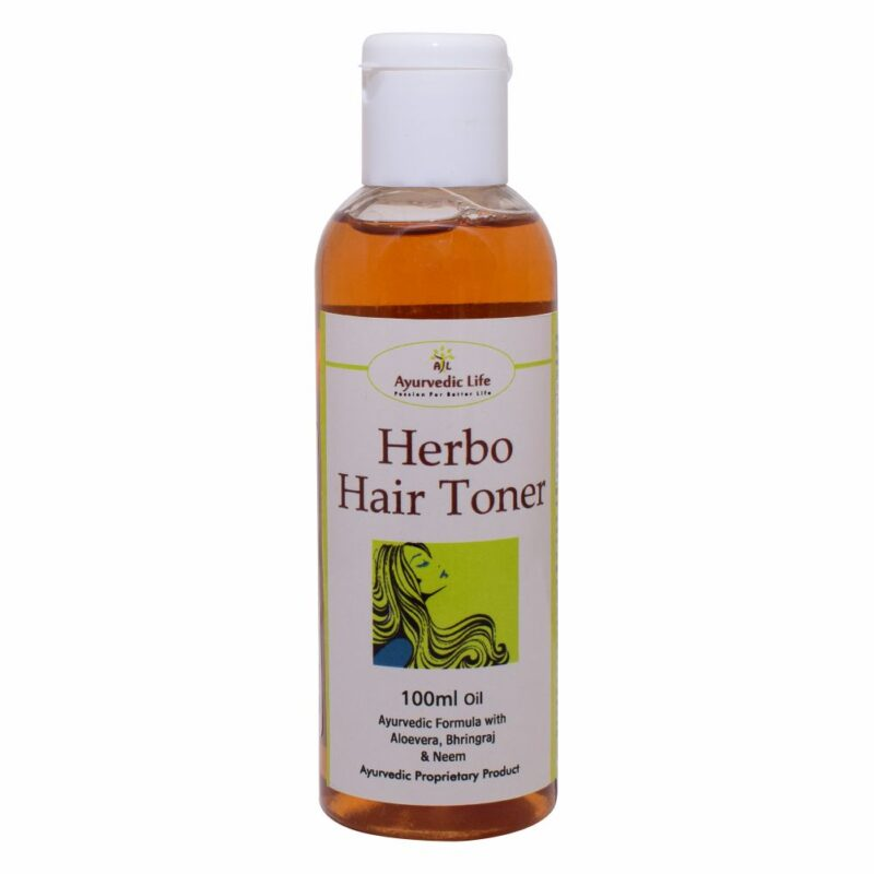 hair toner 100 ml