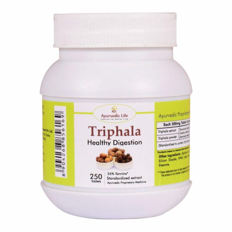 triphala 250 tablet - ALF6169