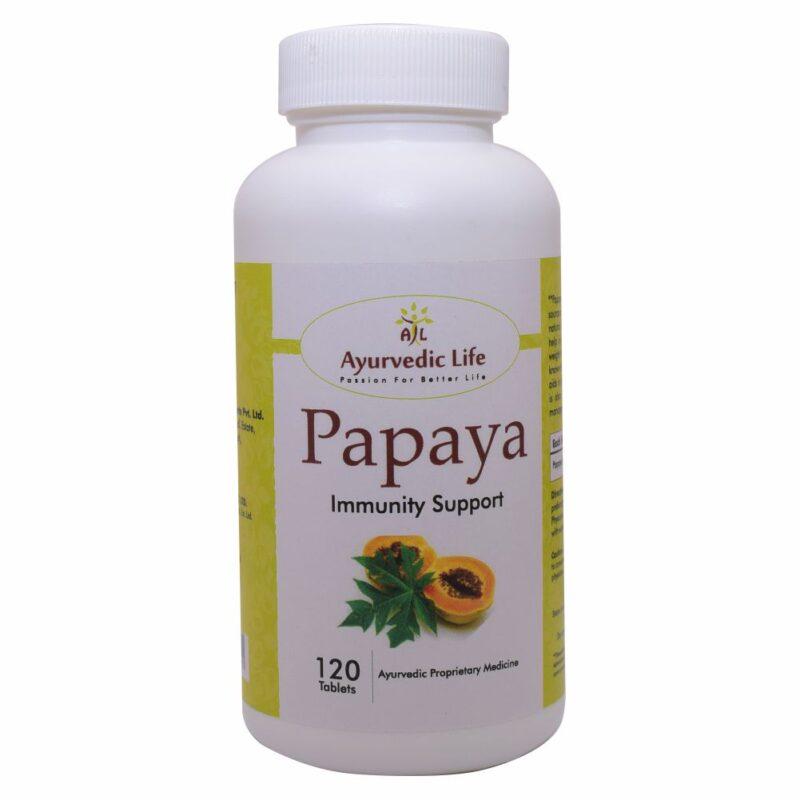papaya 120 tablet - ALF6411