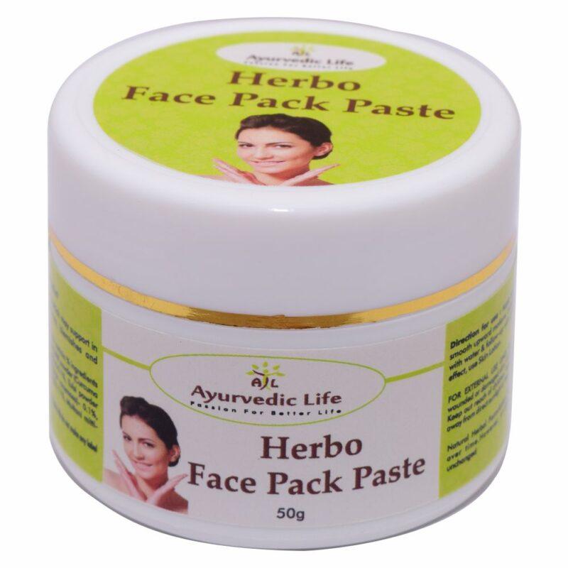 face pack paste 50 g